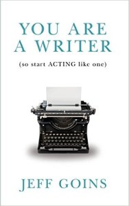 You are a writer. cover